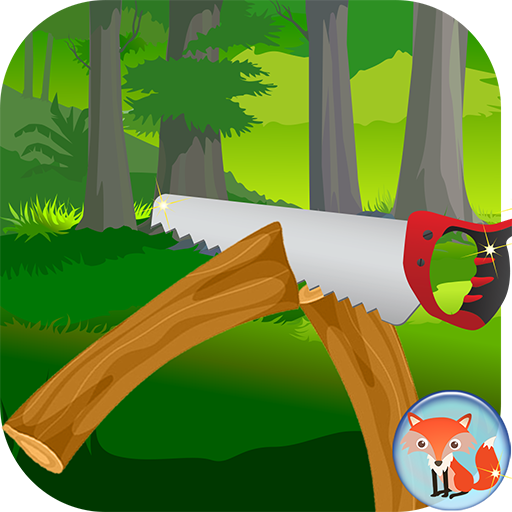 Timber Woodcutter Story