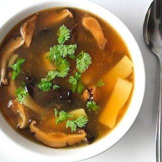 Cantonese-style Hot and Sour Soup.