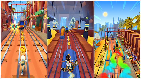 Subway Surfers 7