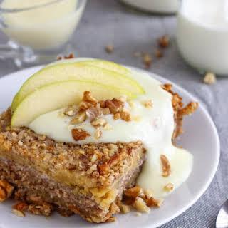 Apple Oatmeal Bake.