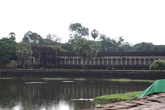 Photo: Year 2 Day 44 - Crossing Angkor Wat's Moat