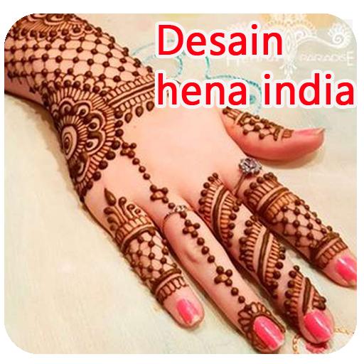 Desain Hena India Pragramy ў Google Play