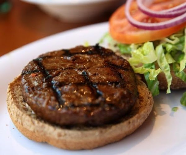 Great American Grillburgers Recipe