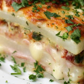 Ham Cheese Potato Egg Bake Recipes