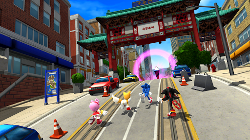 Sonic Forces u2013 Multiplayer Racing & Battle Game modavailable screenshots 24