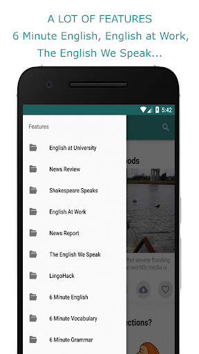 Learning English for BBC - Practice Listening  screenshots 2