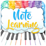 Play Piano : Note Learning Game