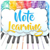 Note Learning Game