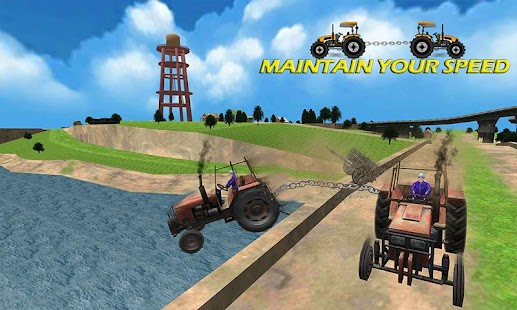 Chained Tractor Racing 2018 - náhled