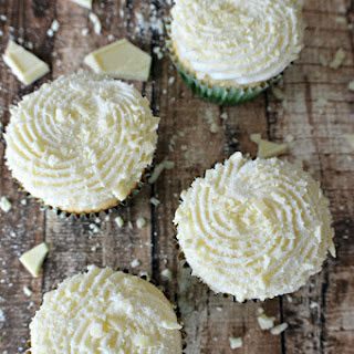White Chocolate Passion Fruit Cream Cheese Frosting.