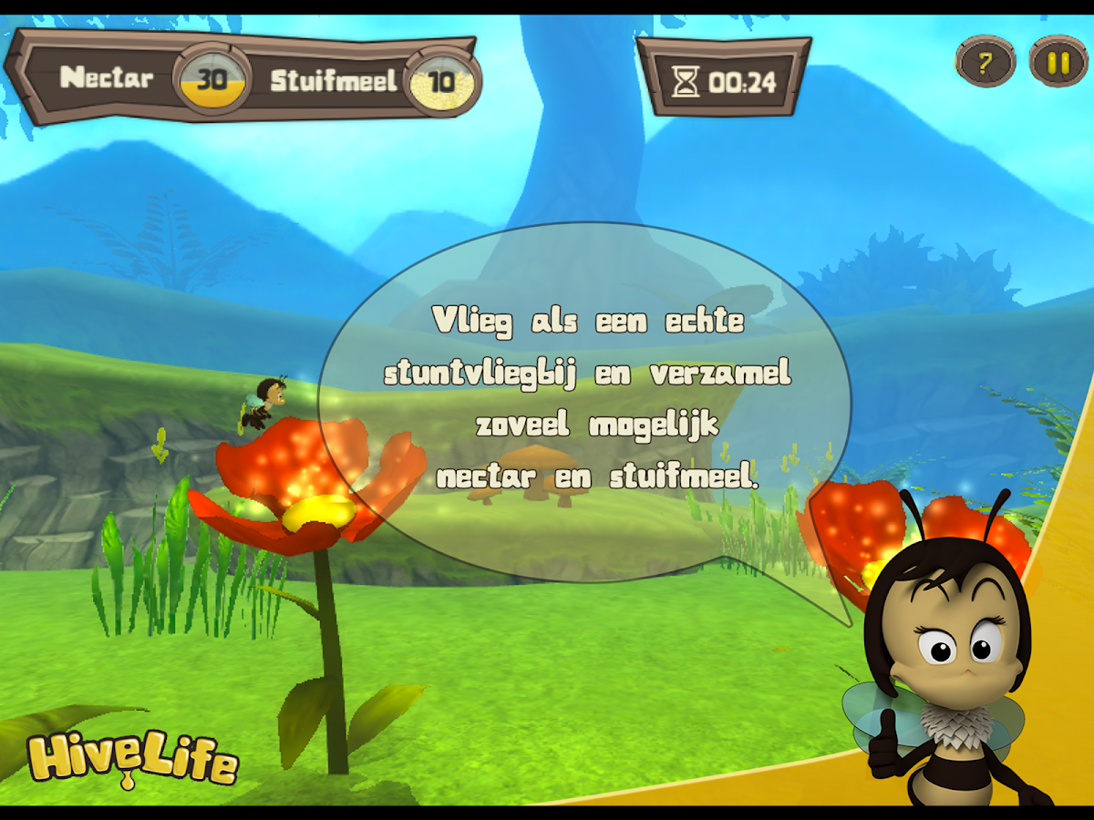 Hivelife- screenshot