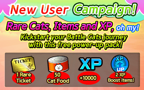 The Battle Cats v1.3.1