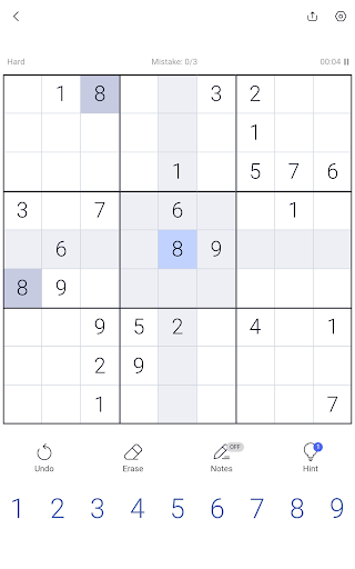 Sudoku - Sudoku puzzle, Brain game, Number game screenshots 22