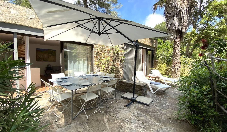 Villa en bord de mer avec jardin Bormes-les-Mimosas