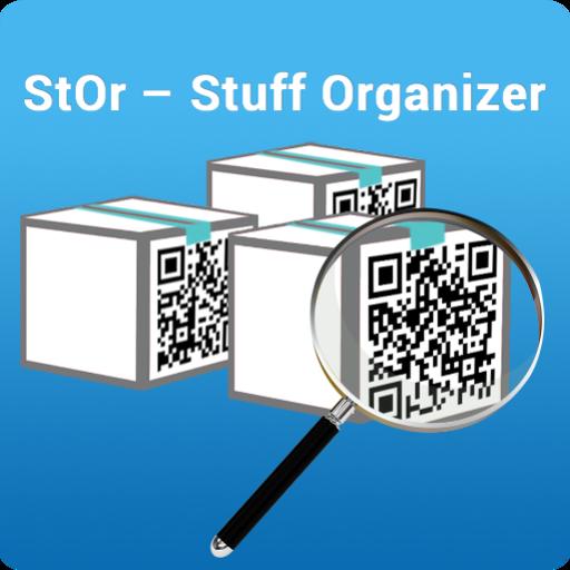 Stor - Stuff Organizer 生產應用 App LOGO-APP開箱王