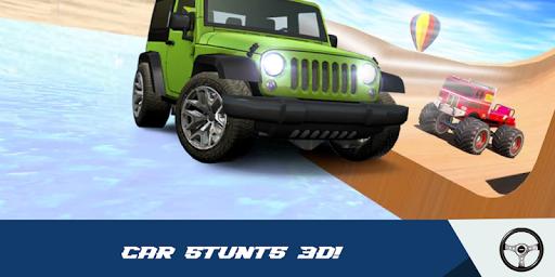 Car Stunts Racing 3D - Extreme GT Racing City android2mod screenshots 4