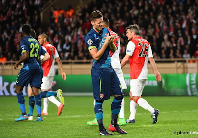 """Giroud: """"Je tire un coup de chapeau à Monaco"""""""