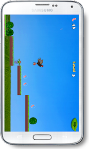 Crazy Chicken On A Hoverboard screenshot 6