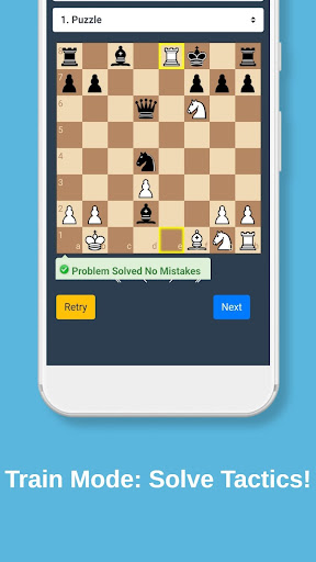 Mate in 2 Chess Tactics android2mod screenshots 4