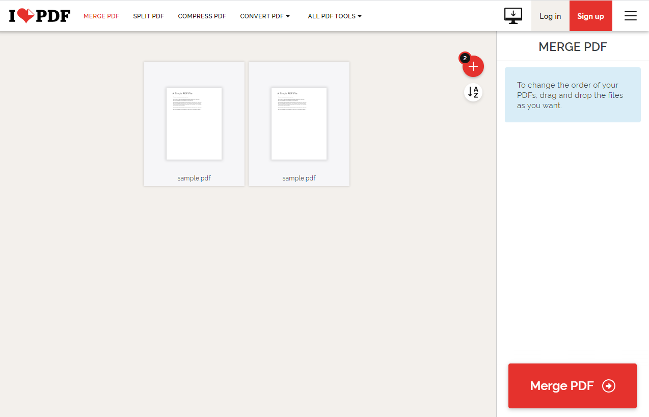 Hoe pdf's samenvoegen 1