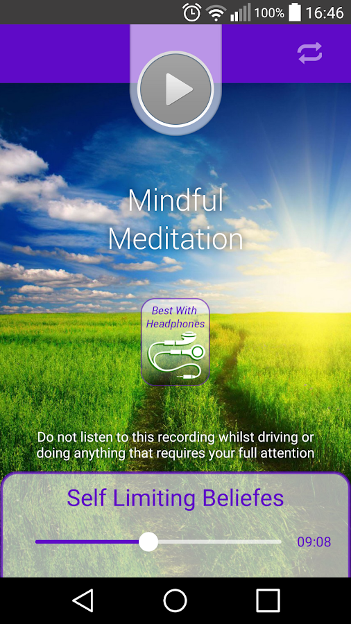 Positive Mindfulness Coach- screenshot
