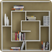 Book Shelves diy