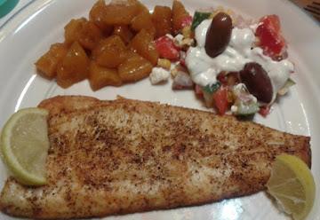 Fried Fish Island Style Recipe