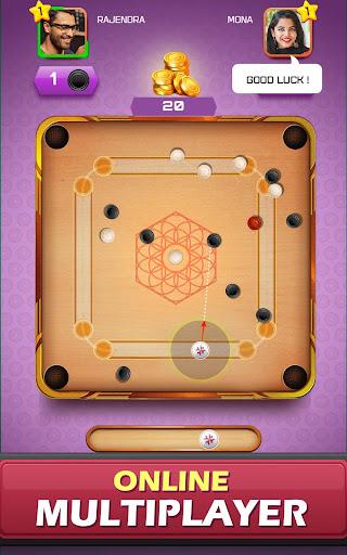 Carrom Friends: Online Carrom Board Disc Pool Game 1.0.11 screenshots 1