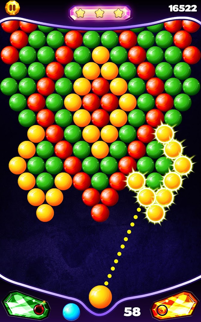 Bubble Shooter Classic Android 5