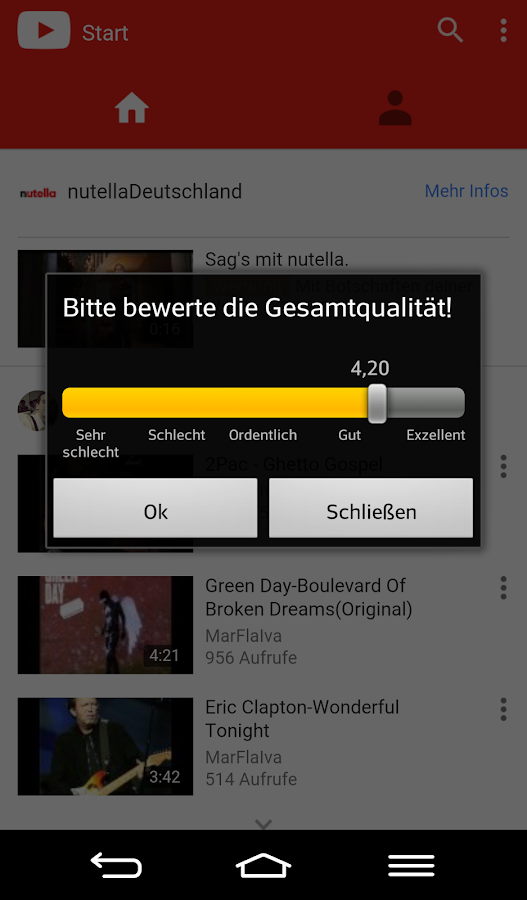 YoMoApp (YouTube Quality)- screenshot