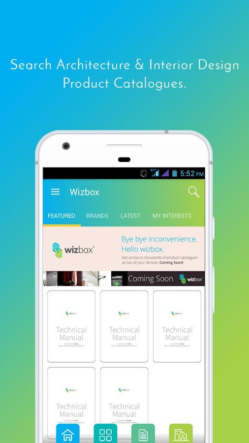Wizbox- screenshot