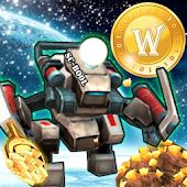 Gold Craft -Space gold rush! -