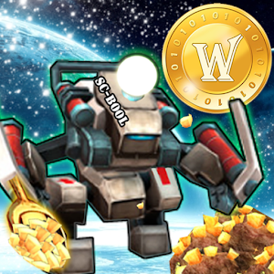 Gold Craft -Space gold rush! – for PC and MAC