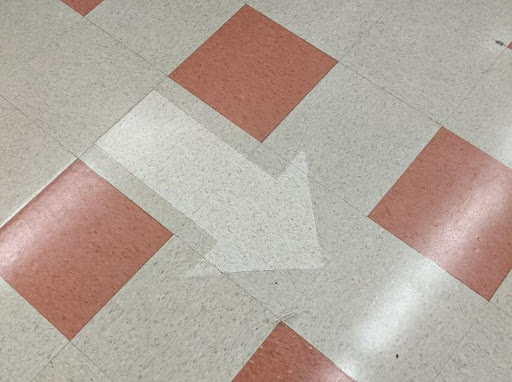 """Covid Karen Crisis! – Supermarket Removes All the """"Shop This Way"""" Arrows From the Aisles"""