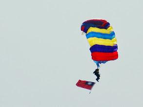 Photo: 神龍跳傘