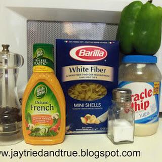 French Macaroni Salad