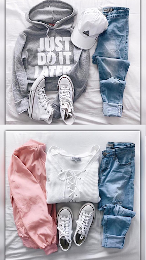 Teen Outfit Ideas 2018 ud83dudc8b 2.0 screenshots 4