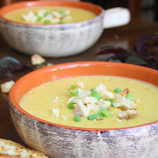 Easy Corn Chowder.