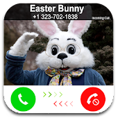 Easter Bunny Calls You