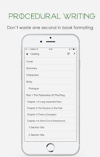 Everywriter novelebook tool android apps on google play everywriter novelebook tool screenshot thumbnail fandeluxe Epub