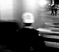 Photo: nurcan Firetruck and pedestrian Amsterdam, NL - near Dam Square  #365project curated by +Simon Kitcher+Patricia dos Santos Patonand +Vesna Krnjic  #monochromemonday curated by +Hans Berendsen+Jerry Johnson+Manuel Votta+Steve Bargeand +Nurcan Azaz