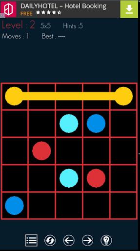 免費下載解謎APP|連接點顏色 app開箱文|APP開箱王