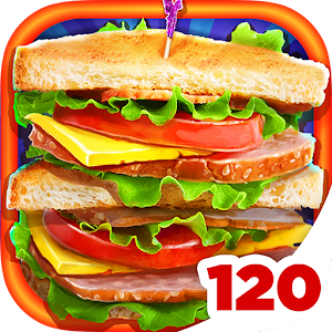 Club Sandwich: Food Chef Game for PC and MAC