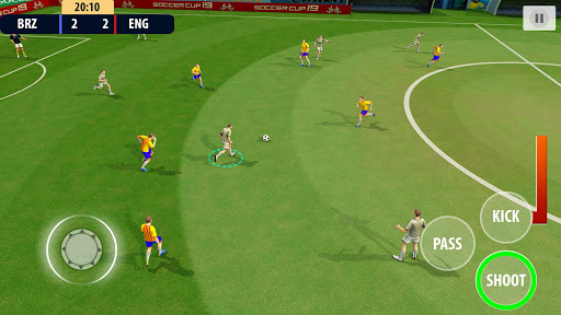 Soccer League Dream 2021: World Football Cup Game apkmr screenshots 6