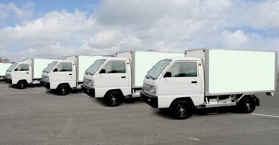 Dịch vụ thuê xe tải chuyển nhà trọn gói uy tín tại Hà Nội