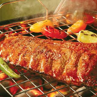 Fire-Cracker Pork Ribs.
