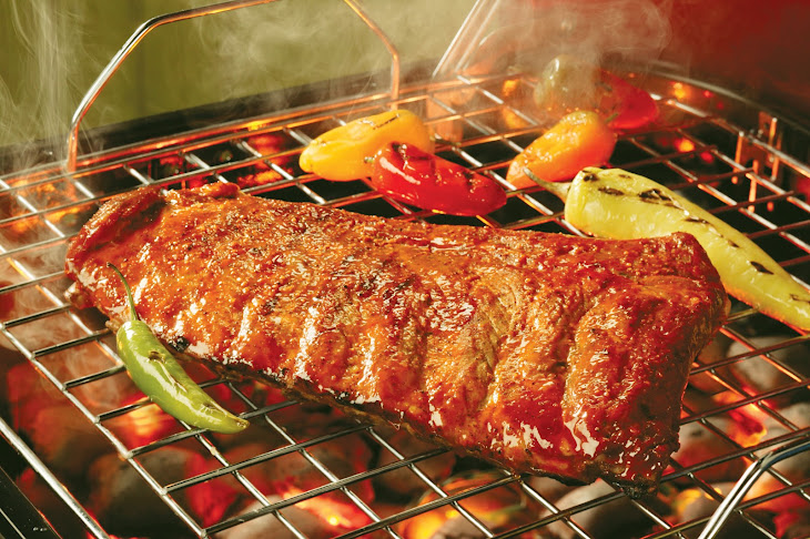 Fire-Cracker Pork Ribs Recipe