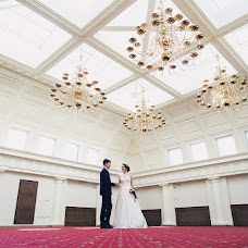 Wedding photographer Darya Zuykova (zuikova). Photo of 01.04.2018
