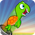 Angry Turtle Jump Adventure icon