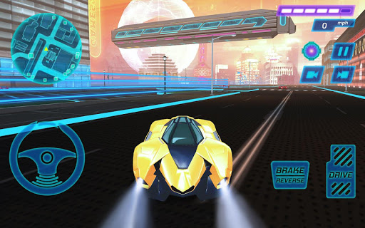 Concept Car Driving Simulator  screenshots 2